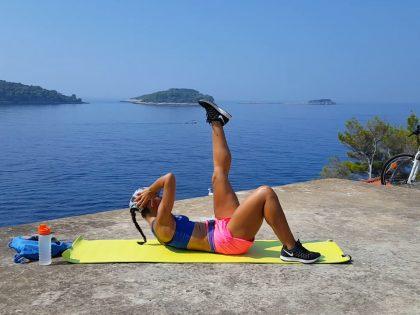 Program ćwiczeń na brzuch i talię